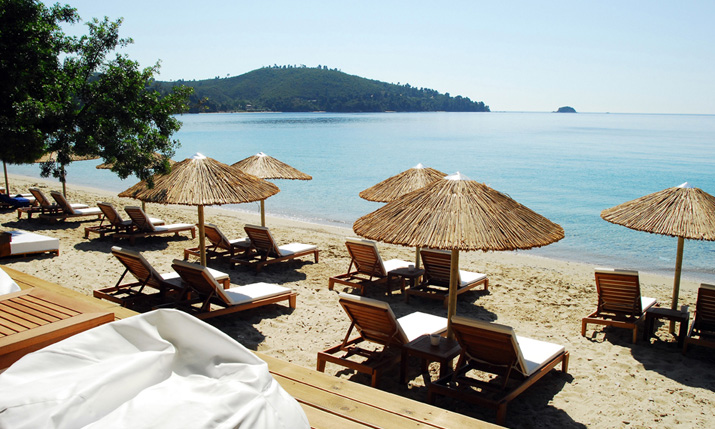 Xenia beach